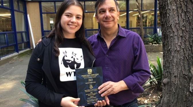 Filosofía y videojuegos: el trabajo de Rita Santoyo en la UNAM