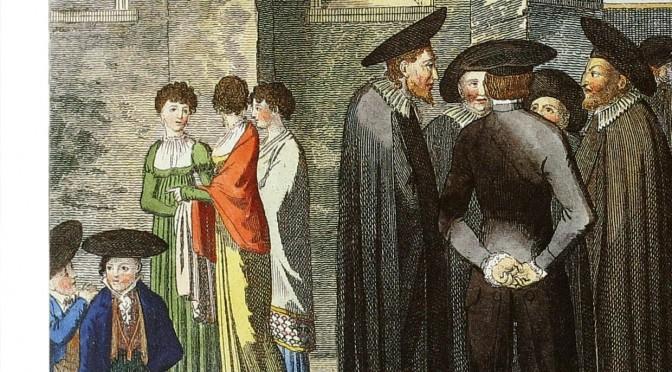 Segundo número de la Gaceta de Estudios del Siglo XVII