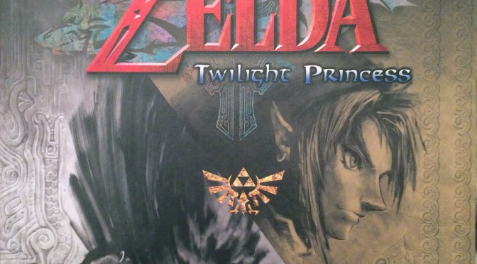 Guía de Estrategia Oficial de The Legend of Zelda: Twilight Princess