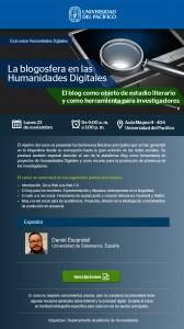 Ciclo sobre Humanidades Digitales