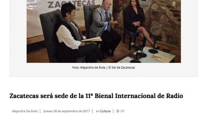 11ª Bienal Internacional de Radio (México)