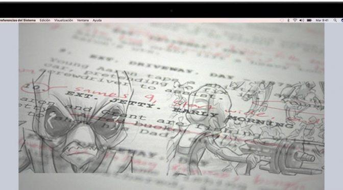 Máster en guion de videojuegos de la Universidad Carlos III de Madrid