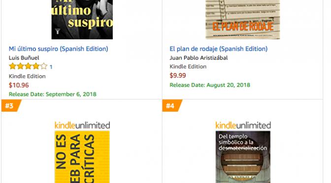 Sobre Amazon y No es web para críticas