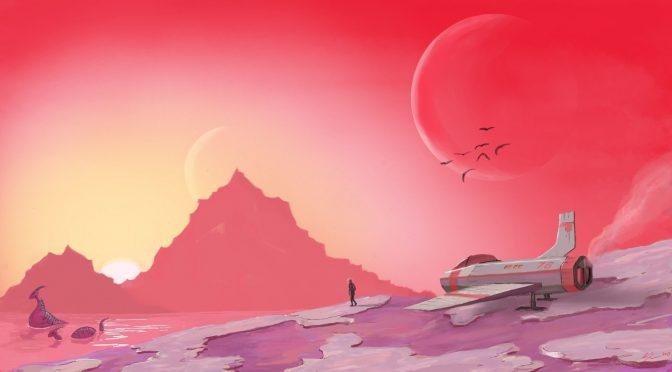 La poética de lo sublime y su ejecución en el videojuego contemporáneo