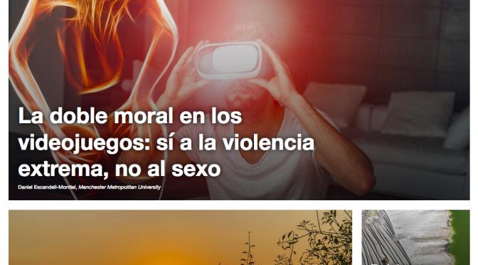 La doble moral en los videojuegos: sí a la violencia extrema, no al sexo