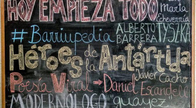 Radio 3 y el poema viral: el libro en Hoy empieza todo con Marta Echeverría