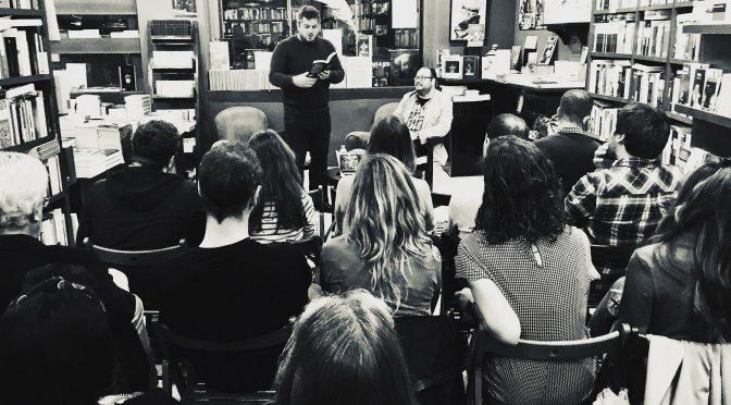 Presentamos el libro del poema viral en Letras Corsarias